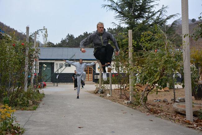 kungfu training2