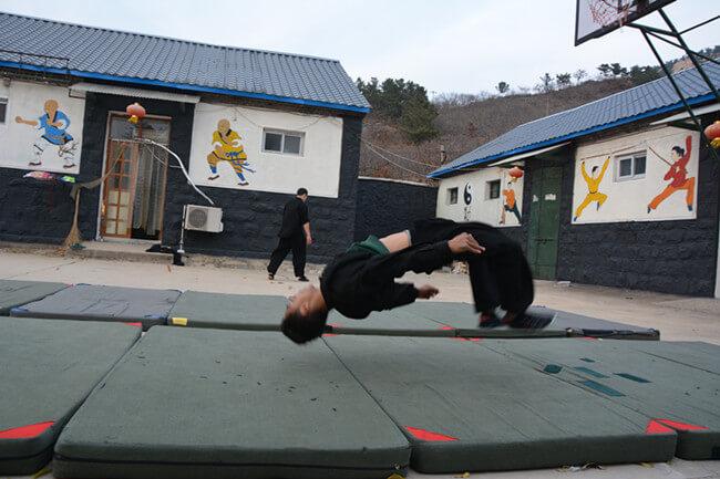 kungfu training3